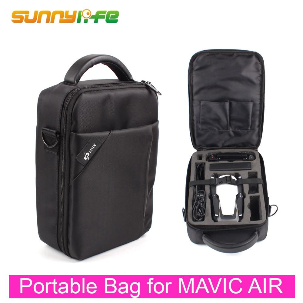 Portable Storage Bag Single Shoulder Bag Carrying Case for DJI MAVIC AIR portable carrying case storage bag for xiao mi mitu