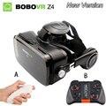 Bobovr z4 mini vr caixa óculos de realidade virtual gafas de realidade virtual óculos google papelão fone ouvido para smartphone telefone inteligente