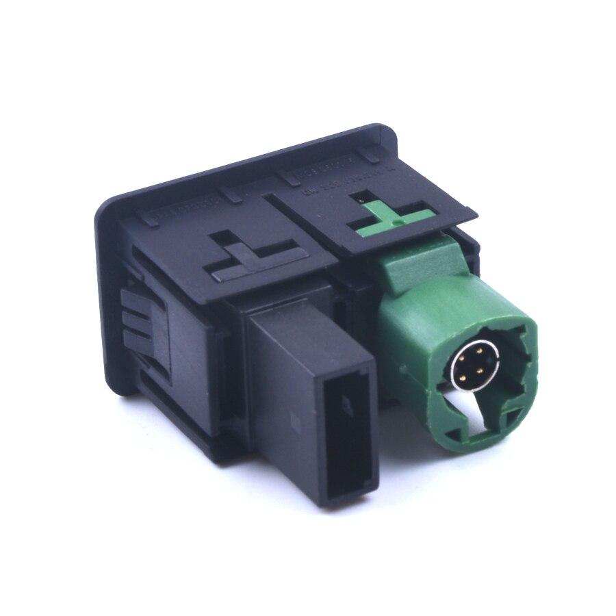 2017 նոր Aux Switch USB անլար ադապտեր մալուխ BMW - Ավտոմեքենաների էլեկտրոնիկա - Լուսանկար 5