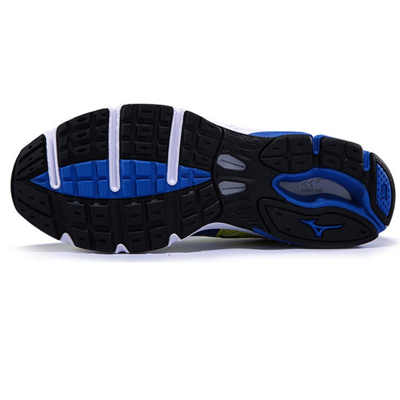 MIZUNO Sport Sneakers Men's Shoes WAVE IMPETUS 2 Running Shoes DMX Technology Cushioning Running Shoes J1GE141305 XYP227 4