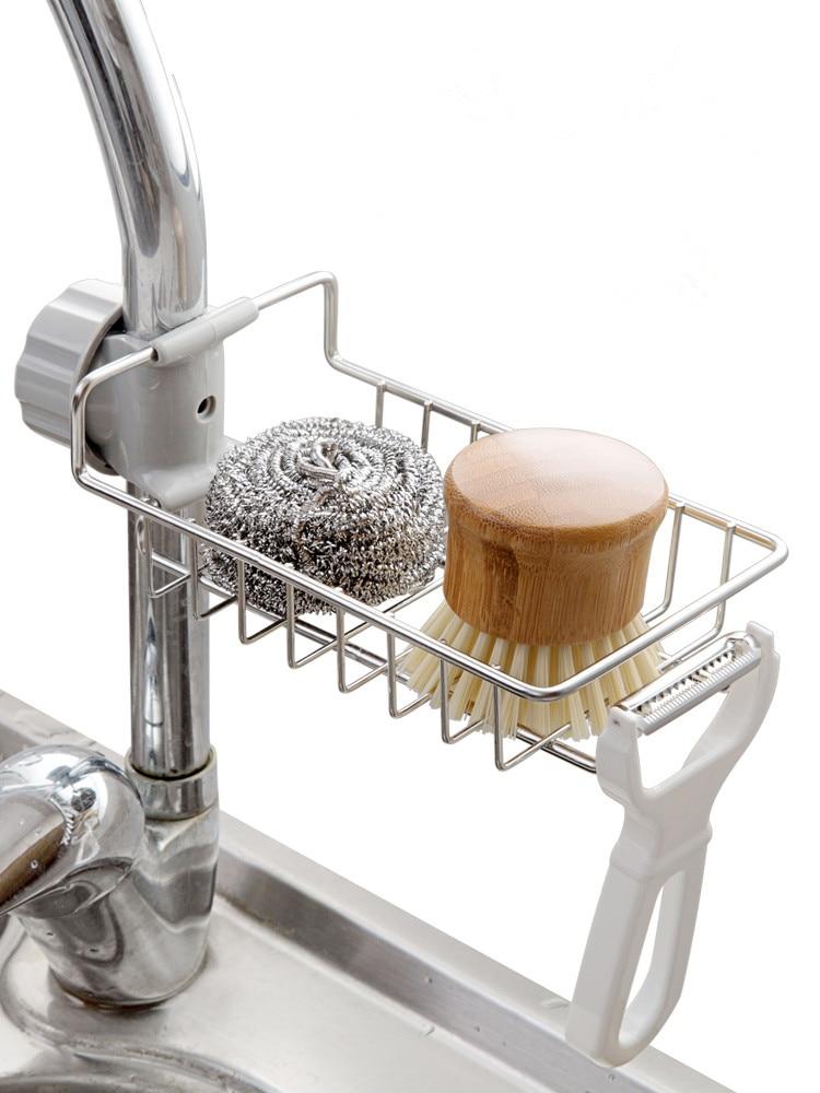 Aliexpress.com : Buy Stainless Steel Faucet Rack Rag Drain