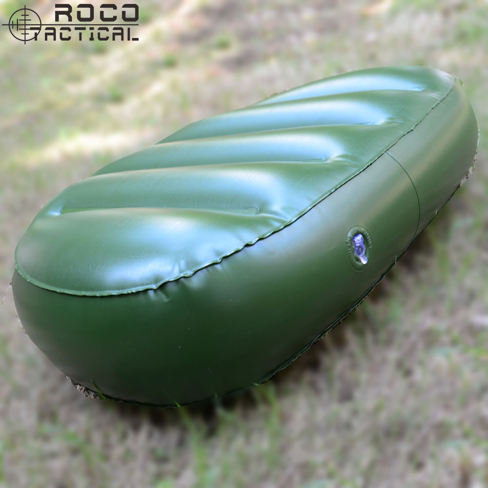 1Pair/Lot Outdoor Inflatable Boat Seat Cushion Water Boat Air Canoe Camping Inflatable Cushion Mat For Fishing Sports Boat