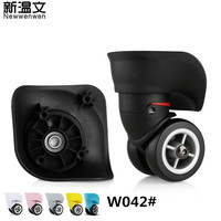Replacement Luggage Wheels Repair Trolley Case Wheel Caster Wheel Suitcase Travel Luggage Accessories