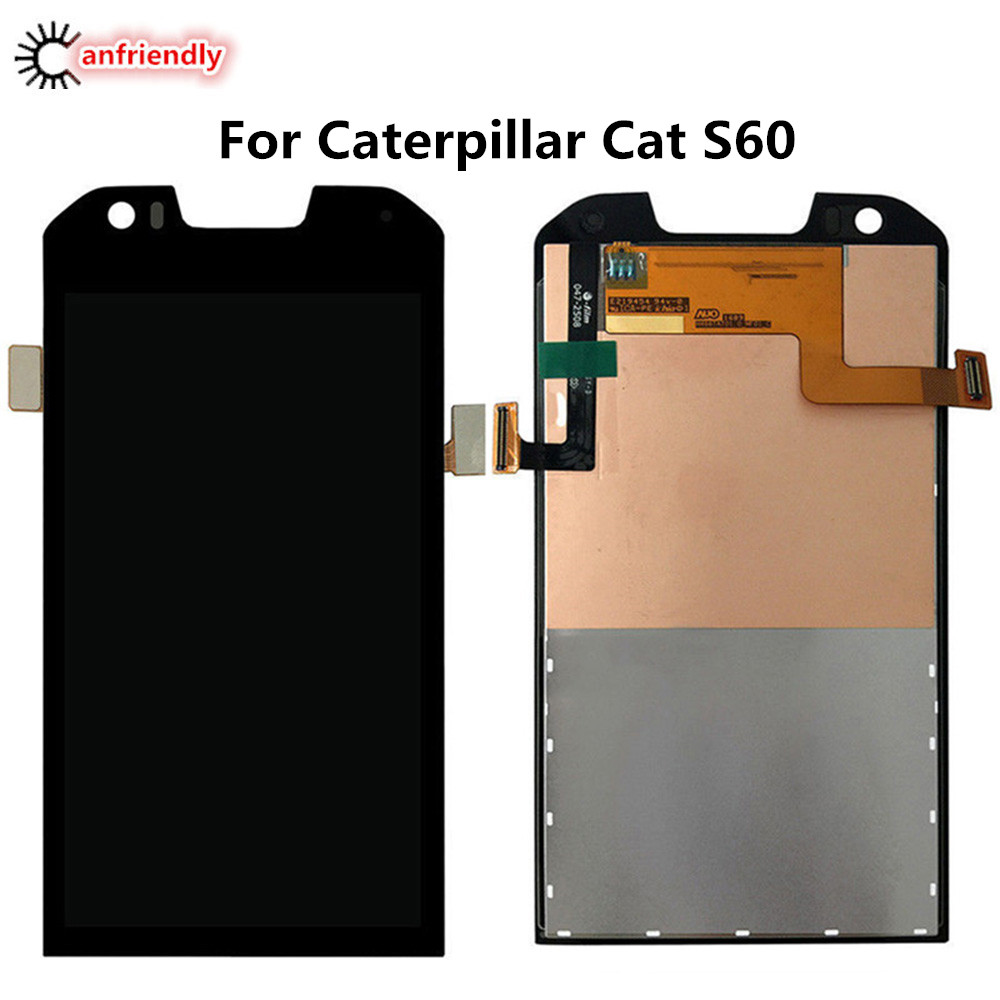 For Cat S60 LCD Display Touch Screen Replacement Digitizer Assembly For Caterpillar Cat S60 S 60