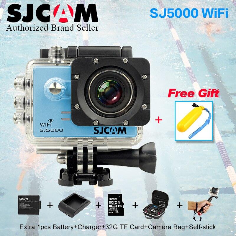 Original sjcam sj5000 wifi cámara 1080 p full hd de deportes de acción dv 2 pulg