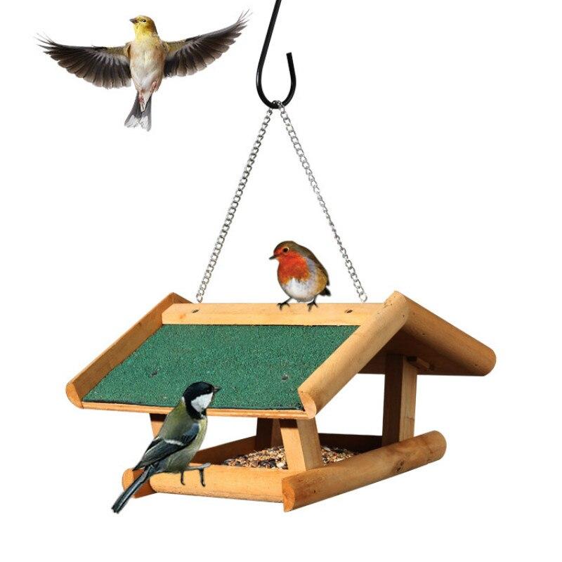 Mangeoire pour oiseaux en plein air mangeoire pour oiseaux balcon jardin extérieur mangeoire étanche ZP3301432