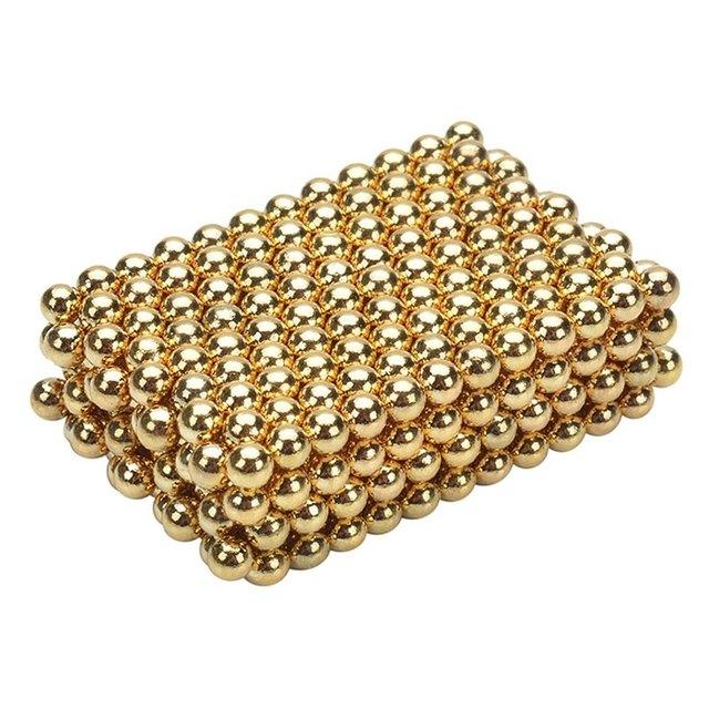 432 Unids 3 MM Mini Granos DIY Bolas Magnéticas de NdFeB Esferas Puzzle Novedad Cubos Mágicos Juguetes educativos Para Los Niños Embroma imanes Regalo