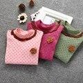 Nova chegada childtop clothing t shirt das crianças caçoa a camisola camisa roupas de bebê frete grátis 3 cores