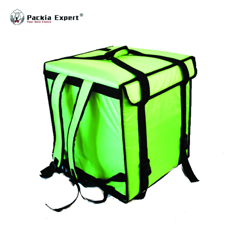 16inch inner size 41*41*41cm Backpack insulation bag, food package delivery pizza delivery bag pizza delivery bag Take out food