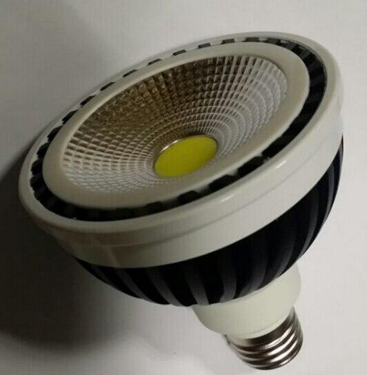 Free Shipping PAR30 15W E27 Dimmable Cob led bulb LED Spot Lamp light Warm Cold White Natural White  12Pcs/lot dimmable gu10 mr16 cob led spot light lamp dc12v ac12v 220v 110v 6w cob led spotlight bulb lamp warm cold white