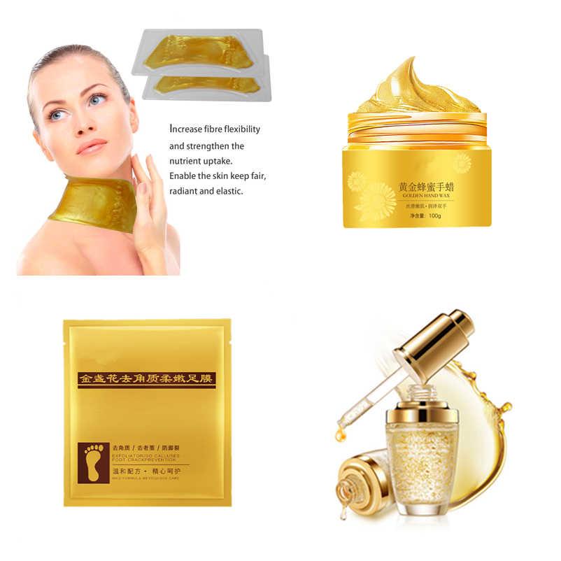 2019 nowy LoveThanks zaskórnika Remover nos maski porów Strip złota maseczka obierania leczenie trądziku głębokie oczyszczanie pielęgnacji skóry istocie