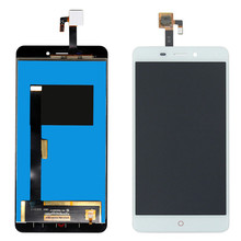 JIEYER For ZTE Nubia N1 NX541J Full LCD Display +Touch Screen Digitizer Assembly Replacement Parts