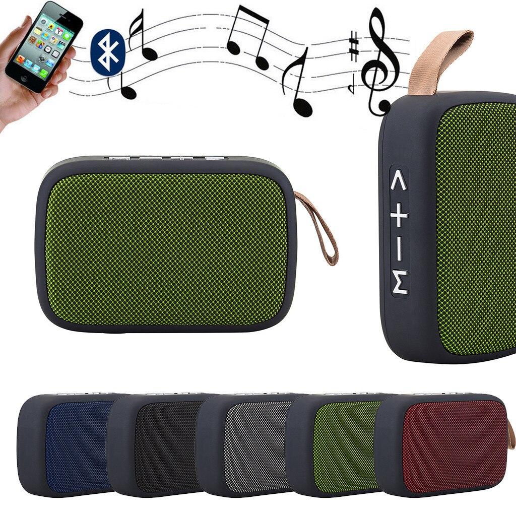 Wireless Bluetooth Speaker For Smartphone Tablet Laptop Port