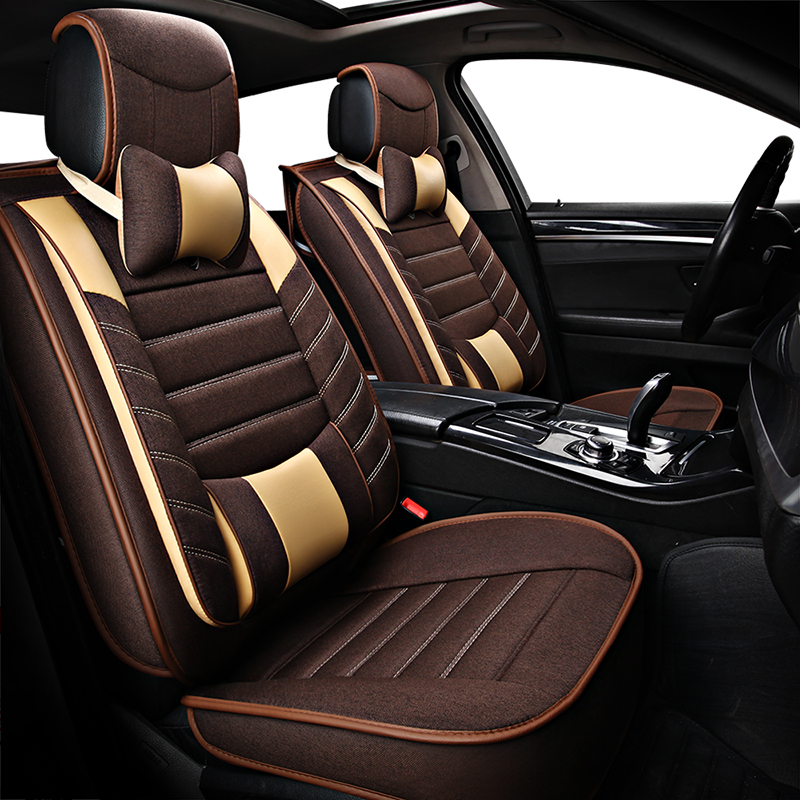 car travel auto universal car seat covers for honda accord 7 8 9 civic crv cr v 2017 2016 2015. Black Bedroom Furniture Sets. Home Design Ideas