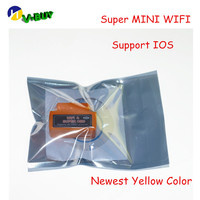10pcs/lot Hot Super Mini Wifi ELM327 V1.5 ELM 327 OBD2 Car Code Reader and Scanner Support Android & IOS System