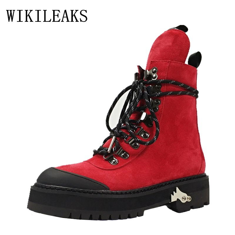 2018 autumn winter boots Suede genuine leather ankle boots women designer shoes woman luxury brand short boots botas mujer botas women s genuine suede leather hemp wedge platform slip on autumn ankle boots brand designer leisure high heeled shoes for women