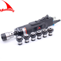 YOUSAILING ISO M3 M12 Chucks Pneumatic Tapping Machine Air Drill Tapping Tool Tapper Machine