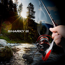 18 KG KastKing Sharky Innovative Water Resistance Spinning Reel