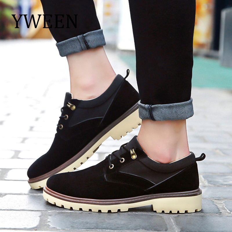 YWEEN New Autumn Mens Casual Shoes