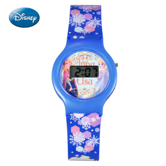 Disney\'s New arrival Frozen Lovely simple Electronic watch for ...