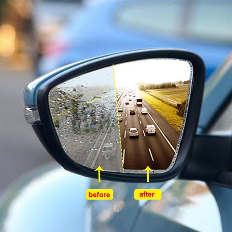 2 pièces pour Volkswagen Beetle 2013-2019 rétroviseur Film autocollant étanche à la pluie