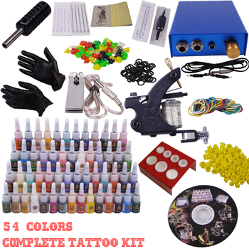 permanent makeup machine kit professional tattoo machine set tattoo machine kits completed set