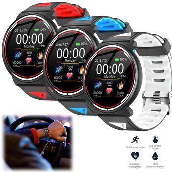 IP68 Waterproof Full Touch Screen Smart Watch Bluetooth Smartwatch Sports Heart Rate Monitor for Men Women Samsung iPhone Huawei