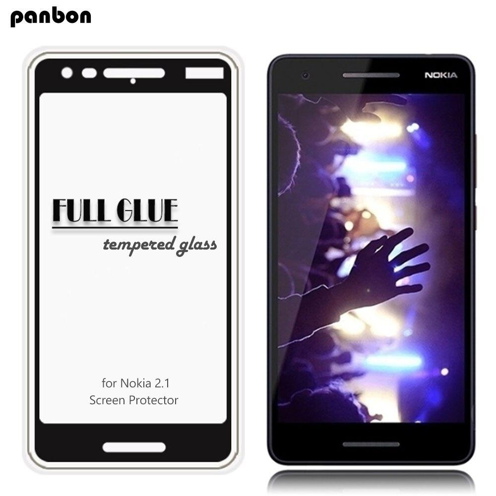 Tempered Glass For Nokia 5 8 2 3 6 2018 Nokia 7 Plus Screen Protector For Nokia 5.1 Glass Nokia 6.1 2.1 3.1 Plus Full Cover Film