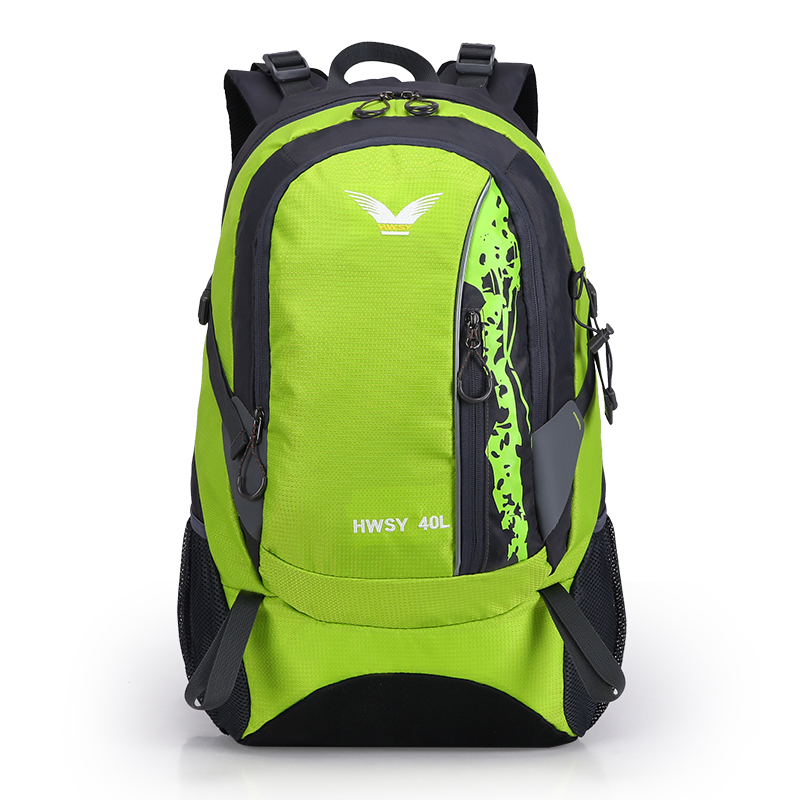 ФОТО 2016 40L Waterproof Travel Tourism Backpack Trekking Bag Men and Women Fashion Rucksack Luggage GJ-D11 Free Shipping