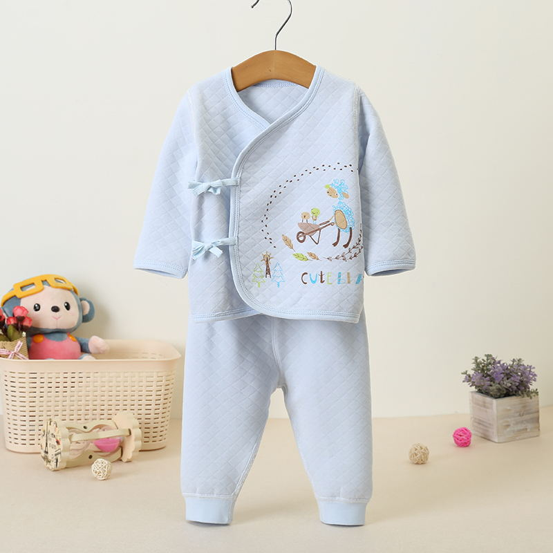 youqi thin summer baby clothing set cotton t shirt pants vest suit baby boys girls clothes 3 6 to 24 months cute brand costumes CUTE BRAT Baby Clothing Set Warm Baby Boy Clothes Brand 100% Cotton Cute T-shirt Pants Suit Autumn Outwear For 0 3 6 Months Baby