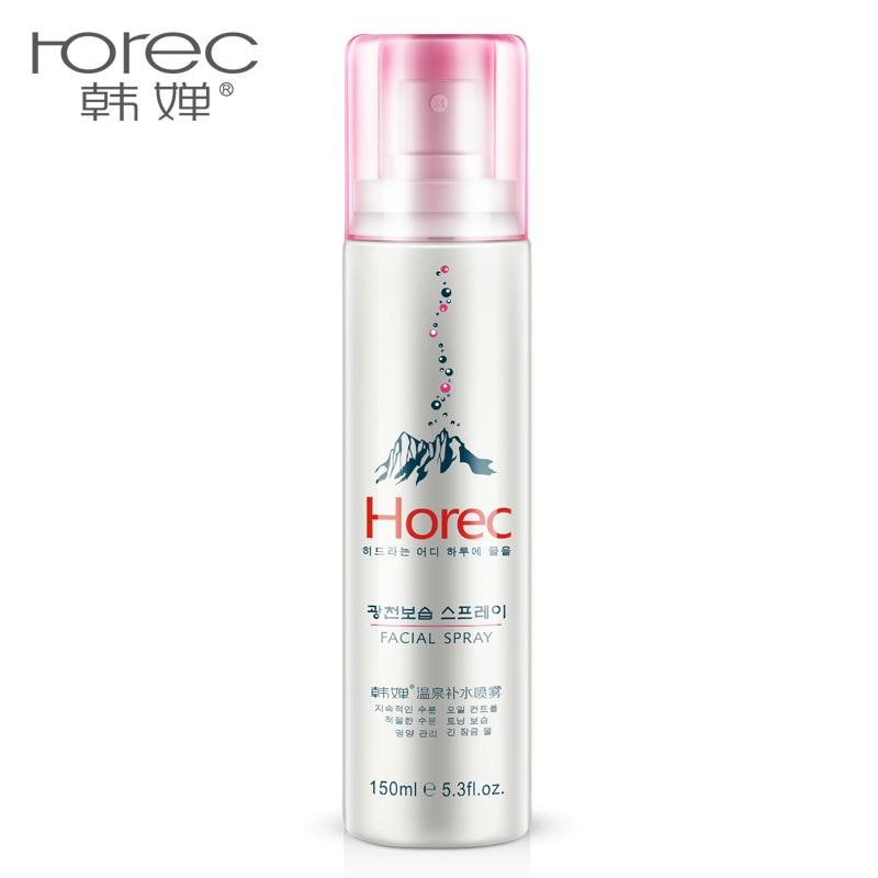 Horec Frühling Feuchtigkeitsspendende Spray Wasser Bleaching Reparatur Essenz Akne-behandlung Entfernen Mitesser Gesichtspflege Toner Schönheitsprodukte