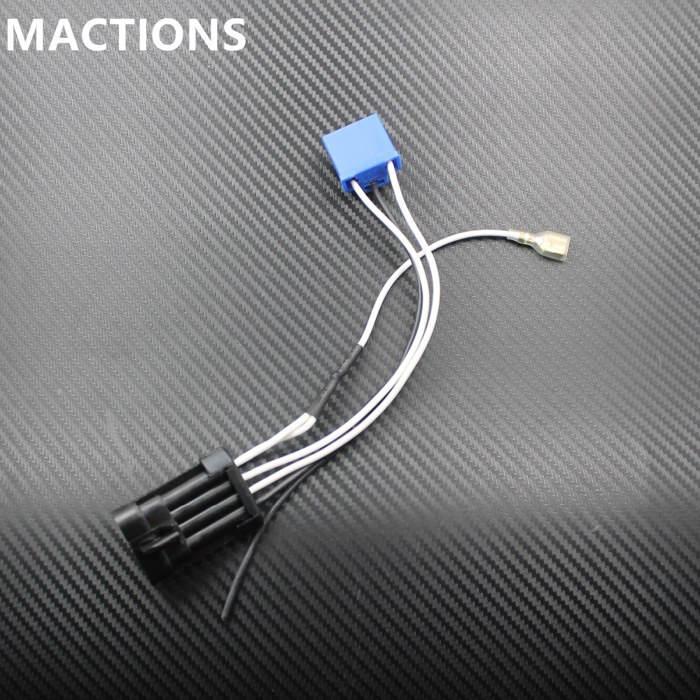 motorcycle parts led headlamp headlight wiring harness for harley 14 later  touring and trike models light parts|parts for motorcycle|parts for  harleyparts light - aliexpress  www.aliexpress.com