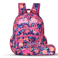 New Backpack Set Camouflage Backpack Men Bookbags Middle High Unversity School Bags