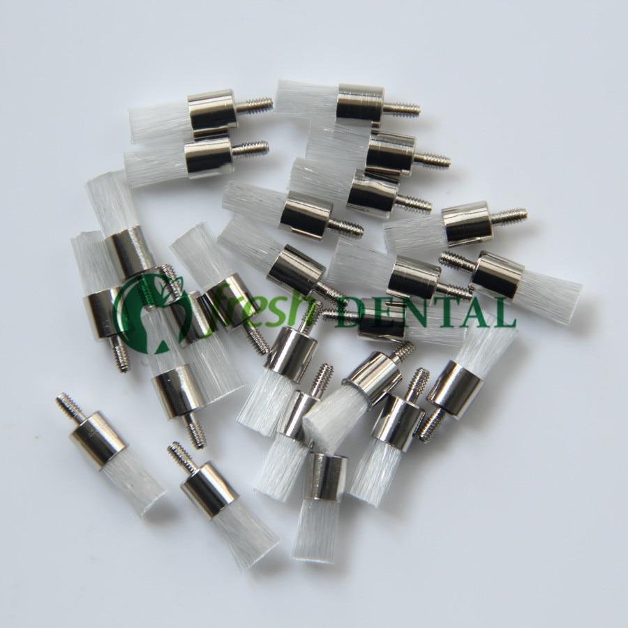 1000 PCS Dental polimento prophy escova Dental