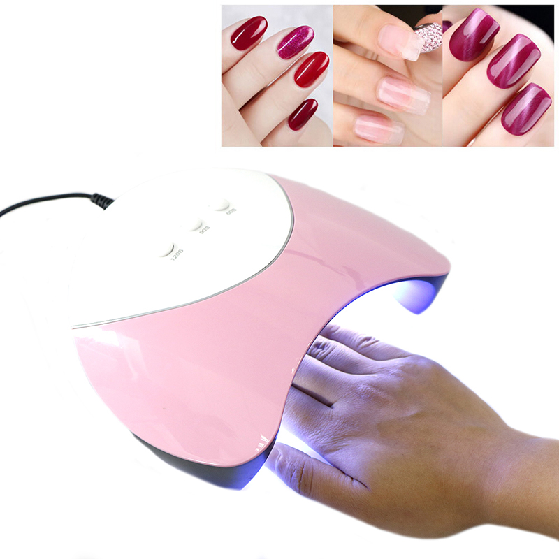 JETTING Hot Sale 36W USB LED UV Nail Dryer Gel Polish Curing Lamp Light Manicure Art Machine Nail Designs Art Tools Dry Quickly