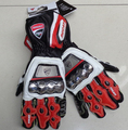 free shipping New leather racing gloves/motorcycle leather gloves/sports waterproof gloves