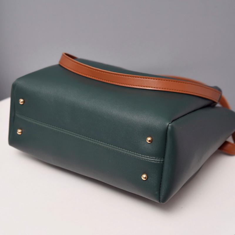 18 Designer Handbag Women Leather Handbags Womens Bag Sac A Main Alligator Shoulder Bags High Quality Hand Bag Bolsas Feminina 11