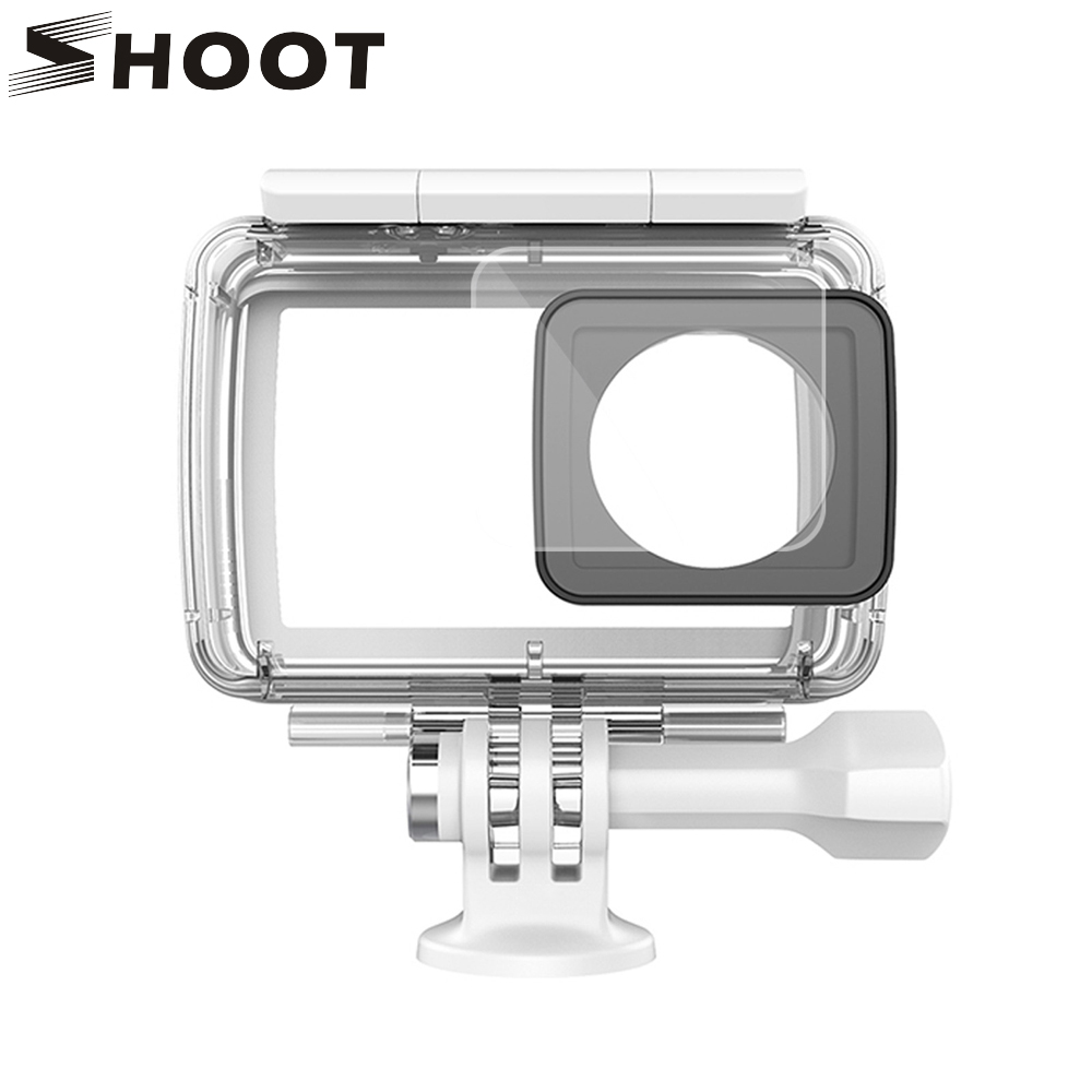 SHOOT HD Protective Film Screen Protector For Xiaomi Yi 4K Action Camera Kits for Yi Accessories Set