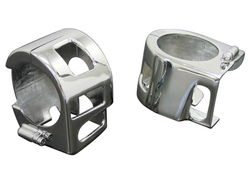 Wotefusi Switch Cover For Yamaha Vstar XVS 650 1999-2007 2000 01 02 03 04 05 06 Kawasaki Vulcan 1500 1600 [P591] cover co51 03