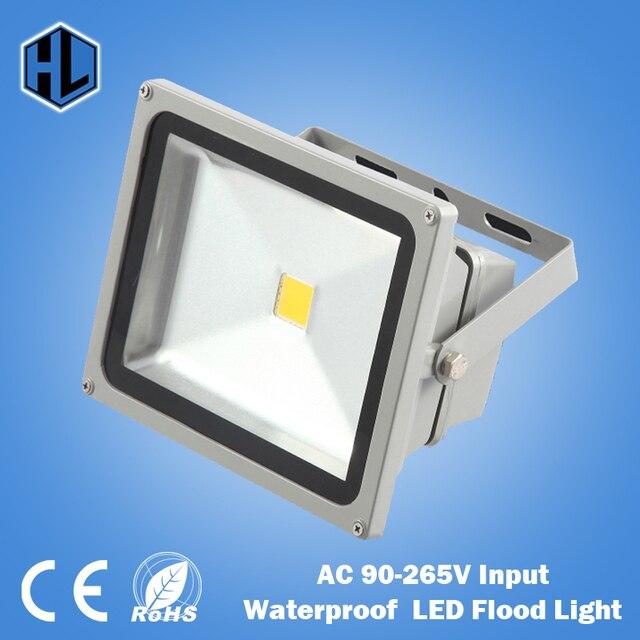 Led Outdoor Flood Light 10w 20w 30w 50w 100w Ac100 240v