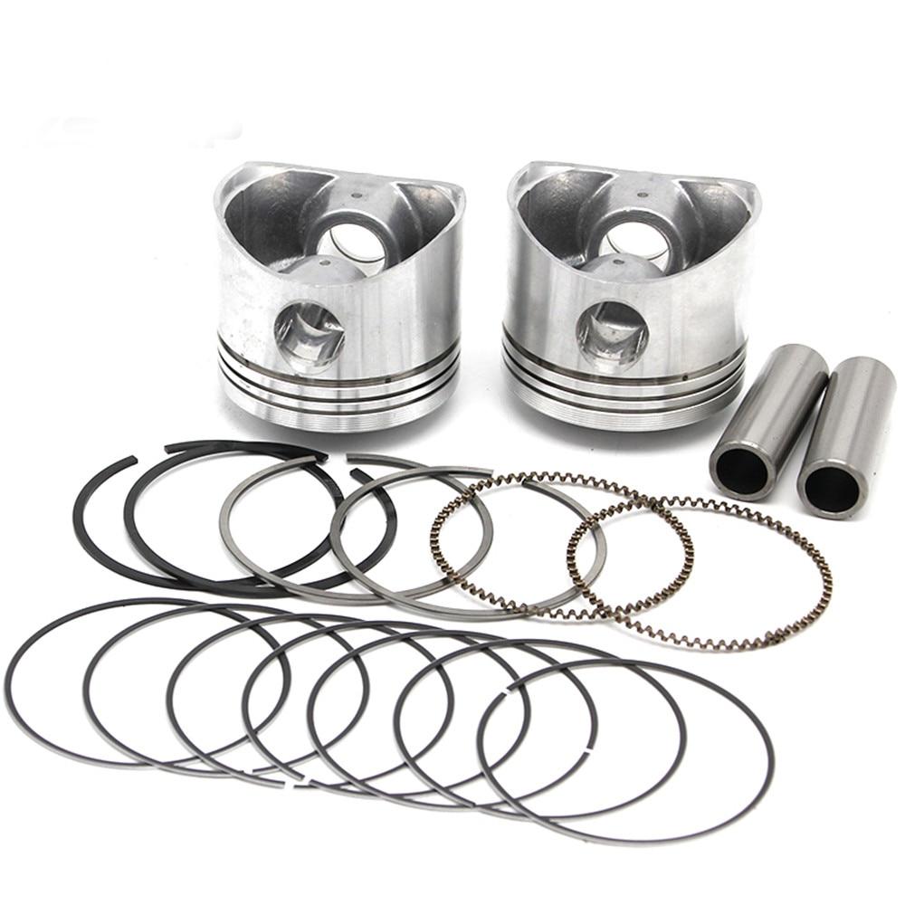 אוראל CJ-K750 M72 מנוע 32HP 750cc מנוע בוכנות עם טבעת קישור רטרו 750cc מנוע תיקון מקרה עבור Bmw R12 R71 m-72