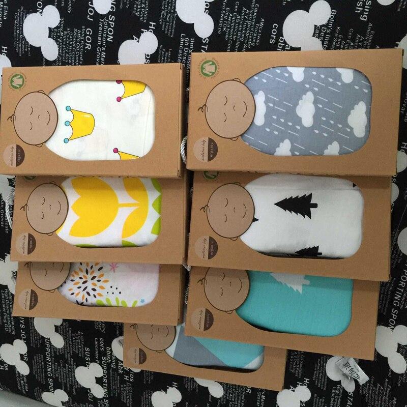 Органический хлопок детское постельное белье Lovely Baby Постельное белье спальный вещи