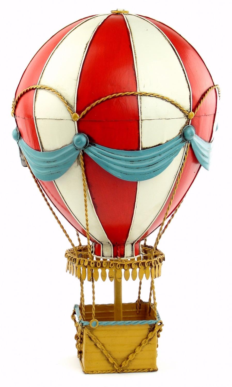 In die 19th century feuer ballon modell Einrichtungs bar restaurant dekoration zubehör kreative dekoration-in Figuren & Miniaturen aus Heim und Garten bei  Gruppe 1
