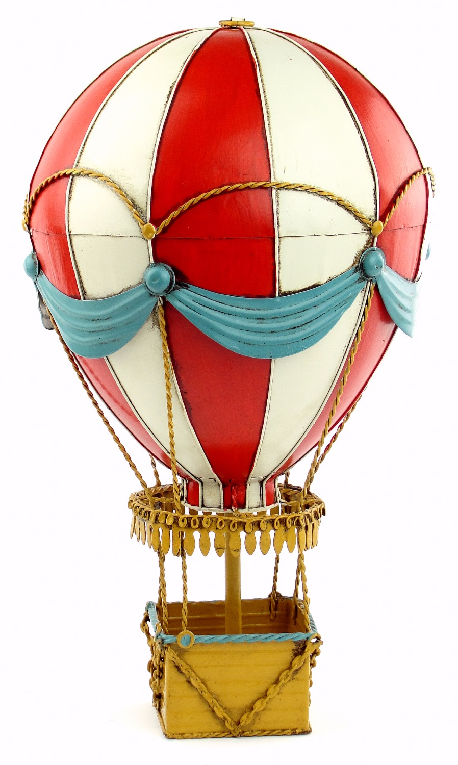 In the 19th century fire balloon model Home Furnishing bar restaurant decoration accessories creative decoration-in Figurines & Miniatures from Home & Garden    1