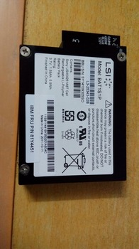 RaidStorage ServeRAID M5000 M5014 M5015 M5025 81Y4451 BAT1S1P L3-25343-02B Battery Used (No warranty) 1