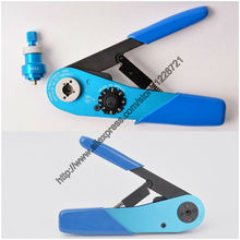 1Pcs MT W1A Solid Barrel terminal SK2 2 Positioner Cable Crimper Adjustable hand crimp tool M22520