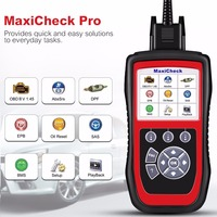 Autel MaxiCheck Pro OBD2 Car Diagnostic Tool EPB/ABS/SRS/SAS/Airbag/Oil Service Reset/BMS/DPF Special function Auto Scanner