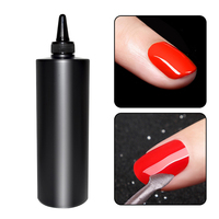 MSHARE 1KG Tempered Top Coat Nail Gel Polish Finish Top Coat Gel Nail Matt Top Gel Nail Art Manicure Matt Varnish
