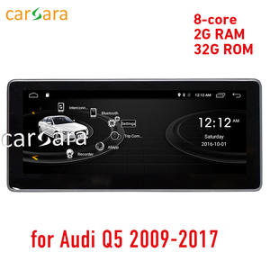 "carsara 2G RAM Android display for Audi Q5 2009-2016 10.25 ""touch screen GPS"