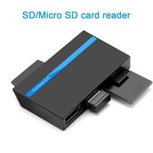 Image 3 - Rocketek usb tipo C 2,0 lector de tarjetas de memoria o HUB 4K HDMI adaptador para SD, TF micro SD Microfoft Surface go Accesorios de ordenador